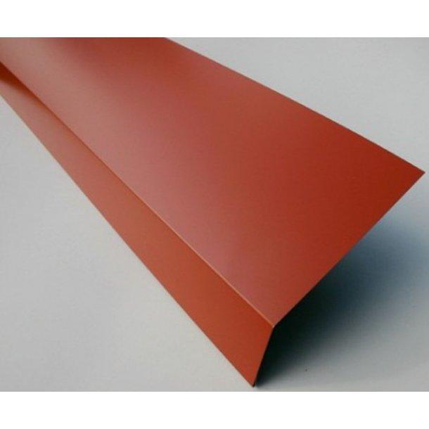 Fodblik 250cm. Sort eller Rød